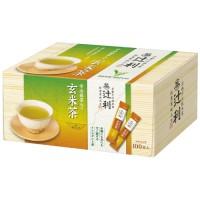 ※辻利 宇治抹茶入り玄米茶100P 204034