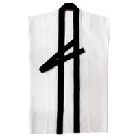 袖なしロングはっぴ(白) 20-154