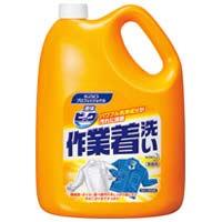 液体ビック 作業着洗い 4.5Kg507174