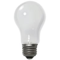 ELPA シリカ電球60形 LW100V57W 白