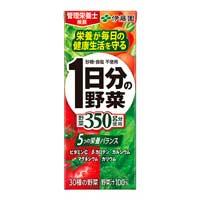 ※紙パック1日分の野菜200ml/24本