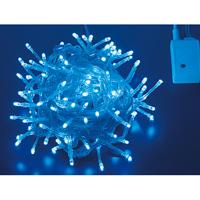 耐水LED広角型ライト ブルー