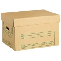 文書保存箱フタ式 DN-302 10個
