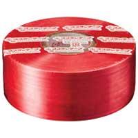 スズランテープ 24202013 470m 赤