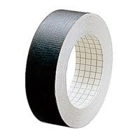 紙クロステープ AT-025JC 25mm×12m 黒