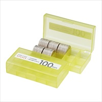 コインケース M-100W 100円用 収納100枚