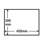 ホワイトボードシート MSHW-3045-M