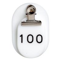 親子札 #7150 BO-51W 51~100(50組) 白