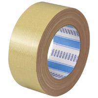 布テープ No.600 50mm×25m 黄土 N60X03