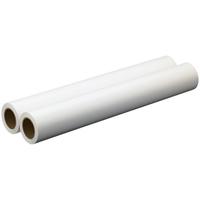 直接感熱紙 TB231/DIPWBK594 A1 白/黒 2本