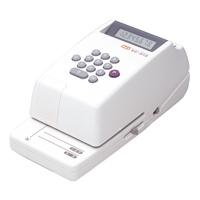電子チェックライター EC-310 8桁
