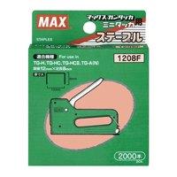 マックス針タッカタイプ1208F2000本MS92639