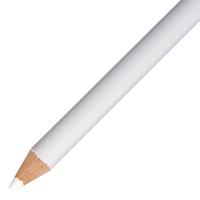 色鉛筆 単色 12本入 1500-01 白