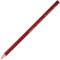 色鉛筆 単色 12本入 1500-25 赤