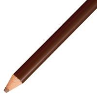 色鉛筆 単色 12本入 1500-31 茶