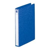 リングファイル F-803 A4S 35mm 藍