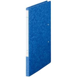 パンチレスファイル A4/A3二折 F307-5 藍