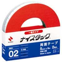 ナイスタック NW-5S 5mm×9m 2巻