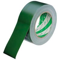 カラー布テープ 102N-50 50mm×25m 緑