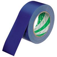 カラー布テープ 102N-50 50mm×25m 青
