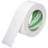 カラー布テープ 102N-50 50mm×25m 白
