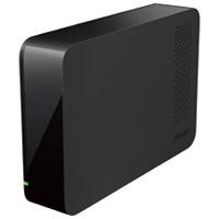 △USB3.0対応HDD1TB HD-LC1.0U3-BKE