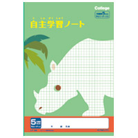 アニマル自主学習ノ-ト5mm方眼 LP92