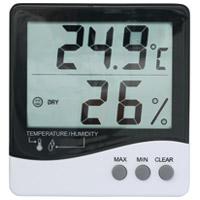デジタルデカ文字温湿度計 MT-892