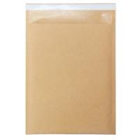 クッション封筒 茶 DVD/CD用10枚KFT-10