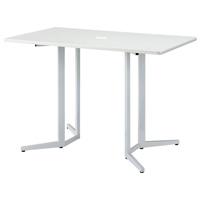 ハイテーブル KHH-1590-WH ホワイト