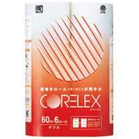 コアレックス倍巻ロール W 6R×8パック
