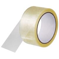 透明梱包用テープ 1巻 B689J