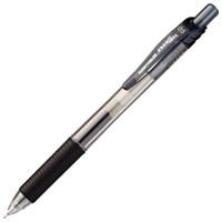 ゲルインクボールペン<ノック式>0.5 10本入
