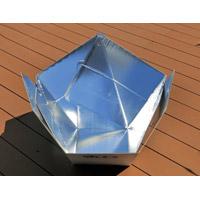 エデュクッカー簡易太陽焦熱炉EC003S771622