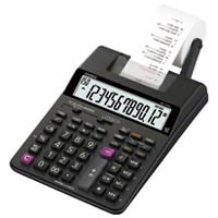 プリンター電卓HR-170RC-BK
