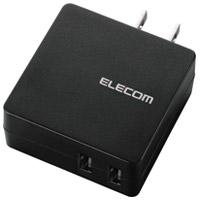 USB2ポート充電器MPA-ACUCN005BK