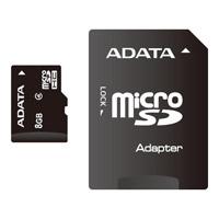 microSDHCカード 8GB AUSDH8GCL4-RA1