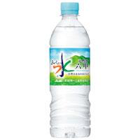 ※b_六甲のおいしい水PET 600ml 24本