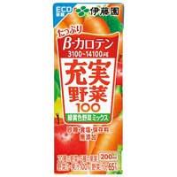 ※b_無添加充実野菜 紙200ml/24本