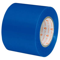b ビニールテープ NO200-50-2 50mm×10m 青