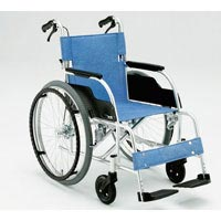 b (非課税)ノーパンク車椅子 ECO-201B