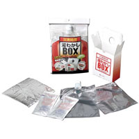 b 湯沸しBOX 基本セット