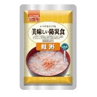 ※b_美味しい防災食 鮭粥 50袋