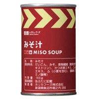 ※b レスキューフーズ みそ汁缶 160g 24缶