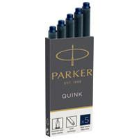 PARKER CTインク ブルーBK5本 19 50385
