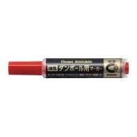 ダンボール用マーカー中字 赤 ND150M-B