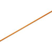 シングルサテンリボン3mmオレンジ