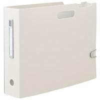 ドキュメントBOX A4横 ホワイト F-7691-0