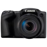 デジタルカメラ PowerShotSX430IS ブラック