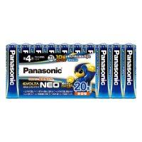 乾電池エボルタネオ単4形 20本 LR03NJ/20SW
